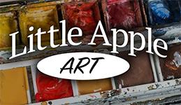 little-apple-art