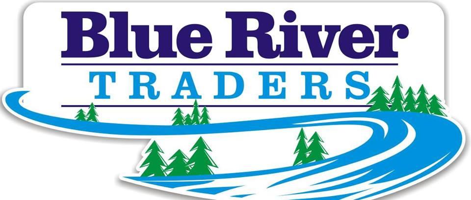 blue river traders logo